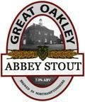 Great Oakley Abbey Stout