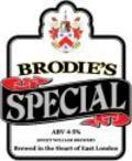 Brodies Special  - Bitter