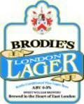 Brodies London Lager