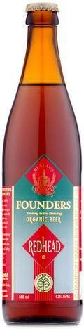 Duncans Founders Red Head - Amber Lager/Vienna