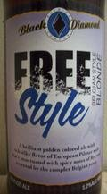 Black Diamond Free Style Belgian Blonde
