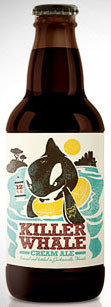 Bold City Killer Whale Cream Ale - Cream Ale