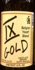 Hale�s IX Belgian Gold - Belgian Strong Ale