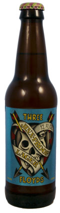 Three Floyds Jinx Proof Lager - Pilsener
