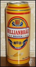 Willianbr�u Weizen - German Hefeweizen