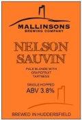 Mallinsons Nelson Sauvin