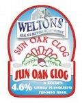 Weltons Sun Oak Clog