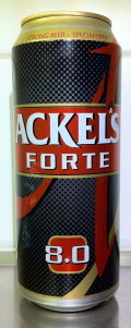 Ackels Forte - Strong Pale Lager/Imperial Pils