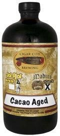 Cigar City Maduro Brown Ale - Cacao-aged  - Brown Ale