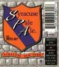Middle Ages Syracuse Pale Ale