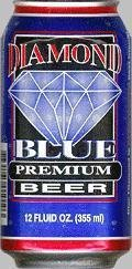 Blue Diamond Premium Beer - Pale Lager