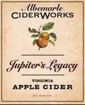Albemarle Ciderworks Jupiter�s Legacy