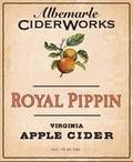 Albemarle Ciderworks Royal Pippin