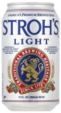 Strohs Light - Pale Lager