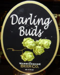 Warwickshire Darling Buds - Golden Ale/Blond Ale