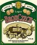 Brou Czech Lager