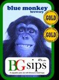 Blue Monkey BG Sips