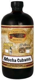 Cigar City Mocha Cubano  - Brown Ale