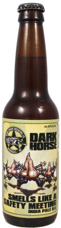 Dark Horse Smells Like A Safety Meeting IPA - Imperial/Double IPA