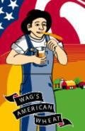 Granite City Wag�s American Wheat - Wheat Ale