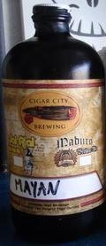 Cigar City Bolita Double Nut Brown Ale - Mayan Espresso - Brown Ale