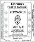 Lawson�s Finest Permagrin Rye Pale Ale - Specialty Grain