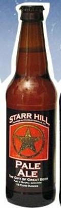 Starr Hill Pale Ale