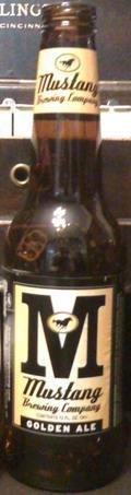 Mustang Golden Ale