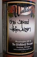 Walldorff Chai-spiced Hefeweizen