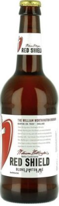 Worthington�s Red Shield - Golden Ale/Blond Ale