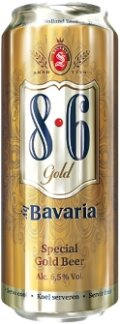 Bavaria 8.6 Gold - Strong Pale Lager/Imperial Pils