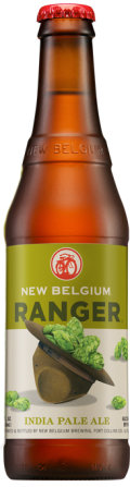 New Belgium Ranger IPA - India Pale Ale (IPA)