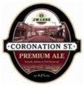 J.W. Lees Coronation St Premium Ale (Cask)