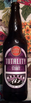 FiftyFifty Totality Imperial Stout - Imperial Stout