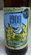 Fort Collins 1900 Amber Lager