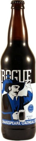 Rogue Shakespeare Oatmeal Stout - Stout