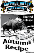 Buffalo Water Bison Blonde Autumn Recipe - Oktoberfest/M�rzen