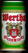 Wertha German Beer