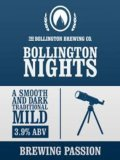 Bollington Nights - Mild Ale