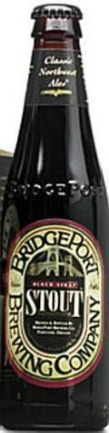 BridgePort Black Strap Stout - Dry Stout