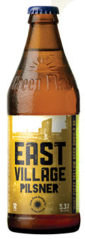 Green Flash East Village Pilsner - Pilsener