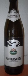 Herrnbr�u Pantherweisse - German Hefeweizen