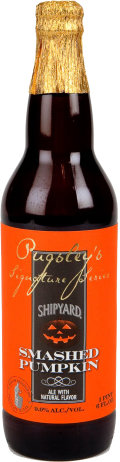 Shipyard Smashed Pumpkin (Pugsley�s Signature Series)