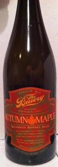 The Bruery Autumn Maple Barrel Aged