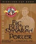 Highland Big Butte Smoked Porter - Smoked