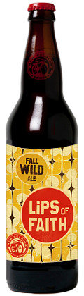 New Belgium Lips of Faith - Fall Wild Ale - Sour/Wild Ale