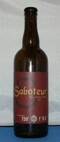 Odell Saboteur Brett Barrel Brown Ale
