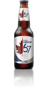 Molson Canadian 67 - Pale Lager