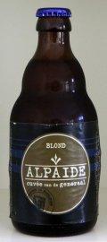 Nieuwhuys Alpa�de Blond (Cuv�e van de Generaal)