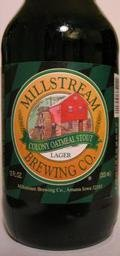 Millstream Colony Oatmeal Stout - Sweet Stout
